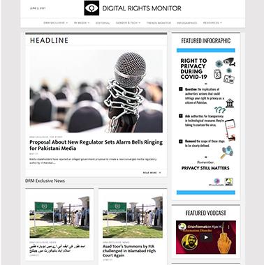 Digital Rights Monitor