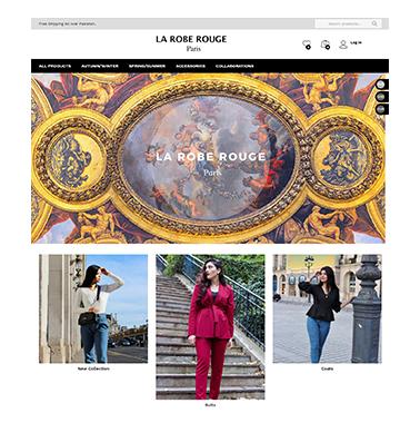 La Robe Rouge Paris