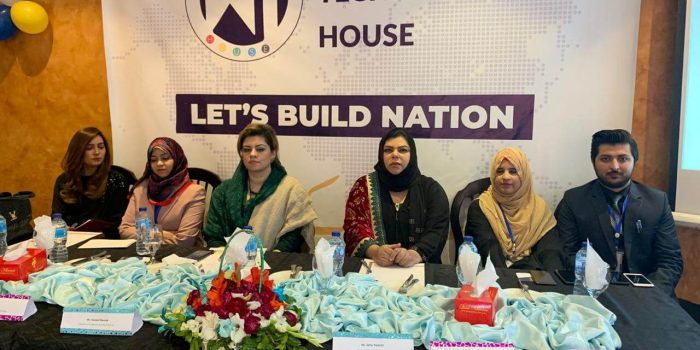First women leading software house in Pakistan